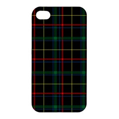 Tartan Plaid Pattern Apple Iphone 4/4s Hardshell Case
