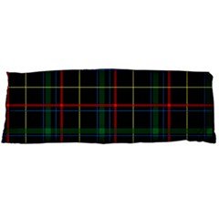 Tartan Plaid Pattern Body Pillow Case Dakimakura (two Sides)
