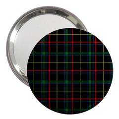 Tartan Plaid Pattern 3  Handbag Mirrors by BangZart