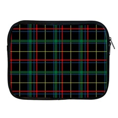 Tartan Plaid Pattern Apple Ipad 2/3/4 Zipper Cases by BangZart