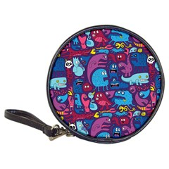 Hipster Pattern Animals And Tokyo Classic 20 Cd Wallets by BangZart