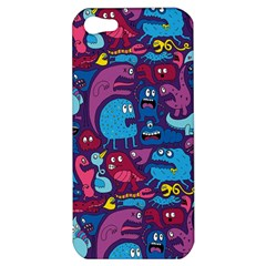 Hipster Pattern Animals And Tokyo Apple Iphone 5 Hardshell Case by BangZart