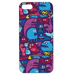 Hipster Pattern Animals And Tokyo Apple Iphone 5 Hardshell Case With Stand by BangZart