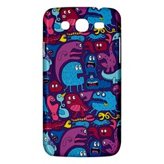 Hipster Pattern Animals And Tokyo Samsung Galaxy Mega 5 8 I9152 Hardshell Case  by BangZart