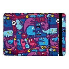 Hipster Pattern Animals And Tokyo Samsung Galaxy Tab Pro 10 1  Flip Case