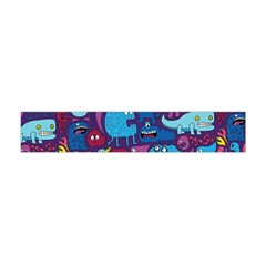 Hipster Pattern Animals And Tokyo Flano Scarf (mini)
