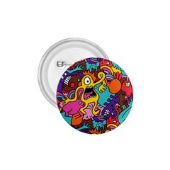 Monster Patterns 1 75  Buttons by BangZart