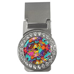 Monster Patterns Money Clips (cz)  by BangZart