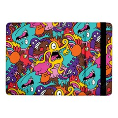 Monster Patterns Samsung Galaxy Tab Pro 10 1  Flip Case by BangZart