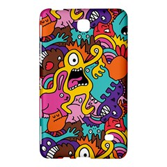Monster Patterns Samsung Galaxy Tab 4 (8 ) Hardshell Case