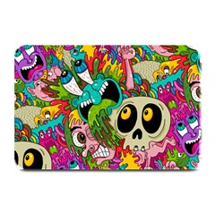 Crazy Illustrations & Funky Monster Pattern Plate Mats by BangZart