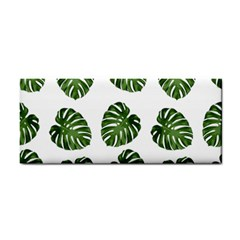 Leaf Pattern Seamless Background Cosmetic Storage Cases by BangZart