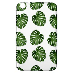 Leaf Pattern Seamless Background Samsung Galaxy Tab 3 (8 ) T3100 Hardshell Case