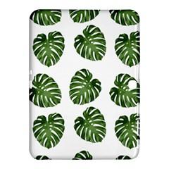 Leaf Pattern Seamless Background Samsung Galaxy Tab 4 (10 1 ) Hardshell Case