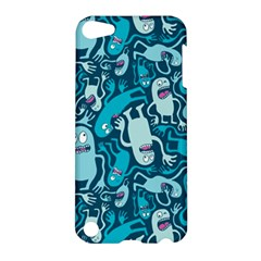 Monster Pattern Apple Ipod Touch 5 Hardshell Case by BangZart