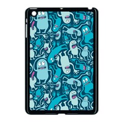 Monster Pattern Apple Ipad Mini Case (black) by BangZart