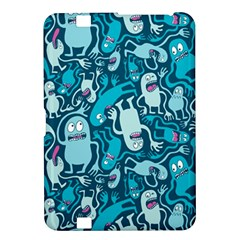 Monster Pattern Kindle Fire Hd 8 9  by BangZart