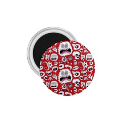 Another Monster Pattern 1 75  Magnets by BangZart