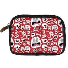 Another Monster Pattern Digital Camera Cases