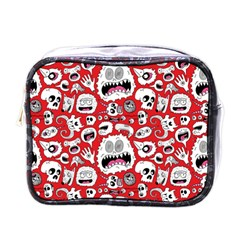 Another Monster Pattern Mini Toiletries Bags by BangZart