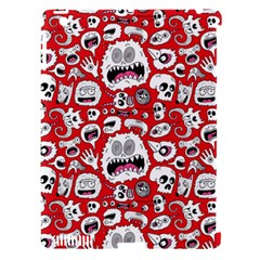 Another Monster Pattern Apple Ipad 3/4 Hardshell Case (compatible With Smart Cover) by BangZart