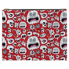 Another Monster Pattern Cosmetic Bag (xxxl)  by BangZart