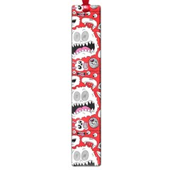 Another Monster Pattern Large Book Marks