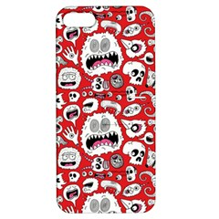 Another Monster Pattern Apple Iphone 5 Hardshell Case With Stand by BangZart