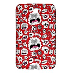 Another Monster Pattern Samsung Galaxy Tab 3 (7 ) P3200 Hardshell Case