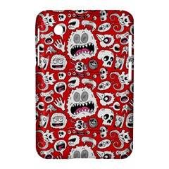 Another Monster Pattern Samsung Galaxy Tab 2 (7 ) P3100 Hardshell Case