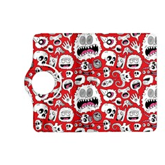 Another Monster Pattern Kindle Fire Hd (2013) Flip 360 Case by BangZart