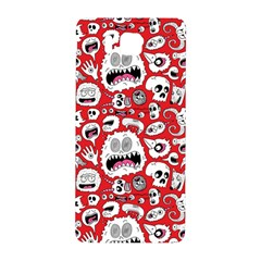 Another Monster Pattern Samsung Galaxy Alpha Hardshell Back Case