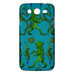 Swamp Monster Pattern Samsung Galaxy Mega 5 8 I9152 Hardshell Case  by BangZart