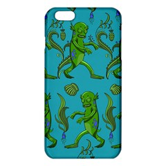 Swamp Monster Pattern Iphone 6 Plus/6s Plus Tpu Case by BangZart