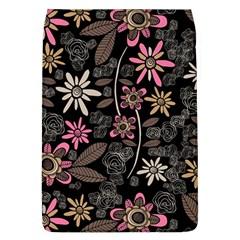 Flower Art Pattern Flap Covers (l)  by BangZart