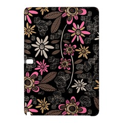 Flower Art Pattern Samsung Galaxy Tab Pro 12 2 Hardshell Case by BangZart