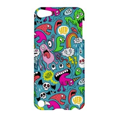 Monster Party Pattern Apple Ipod Touch 5 Hardshell Case