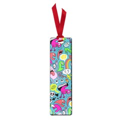 Monster Party Pattern Small Book Marks by BangZart