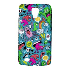 Monster Party Pattern Galaxy S4 Active by BangZart