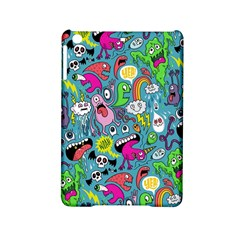 Monster Party Pattern Ipad Mini 2 Hardshell Cases by BangZart
