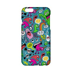 Monster Party Pattern Apple Iphone 6/6s Hardshell Case by BangZart