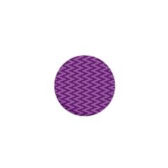Zig Zag Background Purple 1  Mini Buttons