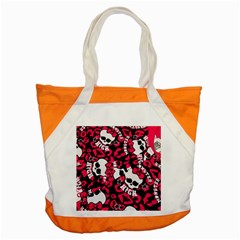 Mattel Monster Pattern Accent Tote Bag by BangZart