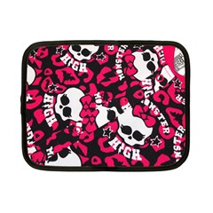Mattel Monster Pattern Netbook Case (small)  by BangZart