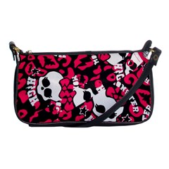 Mattel Monster Pattern Shoulder Clutch Bags by BangZart