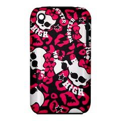 Mattel Monster Pattern Iphone 3s/3gs by BangZart