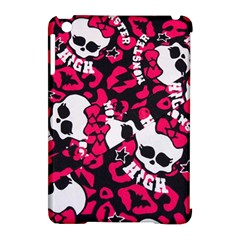 Mattel Monster Pattern Apple Ipad Mini Hardshell Case (compatible With Smart Cover) by BangZart