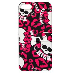 Mattel Monster Pattern Apple Iphone 5 Hardshell Case With Stand by BangZart