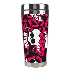 Mattel Monster Pattern Stainless Steel Travel Tumblers by BangZart