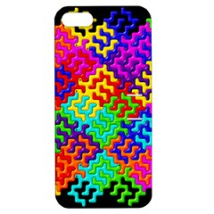 3d Fsm Tessellation Pattern Apple Iphone 5 Hardshell Case With Stand by BangZart